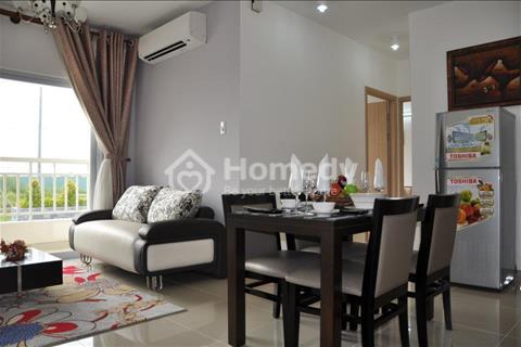 Cho thuê chung cư Nguyễn Ngọc Phương, Bình Thạnh, 90 m2, full nội thất, 15 triệu/tháng