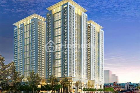 Cho thuê căn hộ chung cư Homecity Trung Kính, 70 m2, 2 phòng ngủ, đồ cơ bản, 13 triệu/tháng