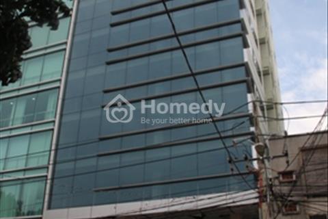 Cần bán tòa nhà căn hộ dịch vụ 2 mặt tiền hẻm xe hơi, đường Nguyễn Cảnh Chân, Cầu Kho, quận 1