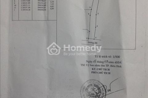 Bán đất rẻ tại phường Tam Hòa, Biên Hòa, tỉnh Đồng Nai