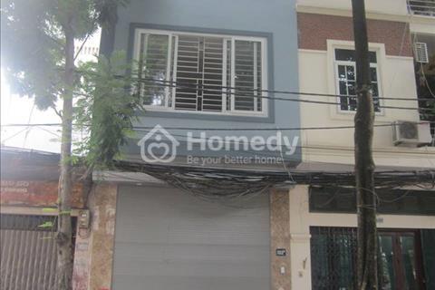 Cần bán ngay nhà mặt ngõ 22 phố Nhân Hòa, ô tô cách nhà 15 m. Giá 5,5 tỷ