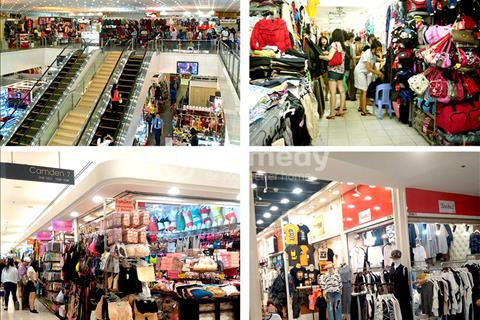 Bán Shop thương mại Saigon Square liền kề Phú Mỹ Hưng quận 7 chỉ 200 triệu / căn