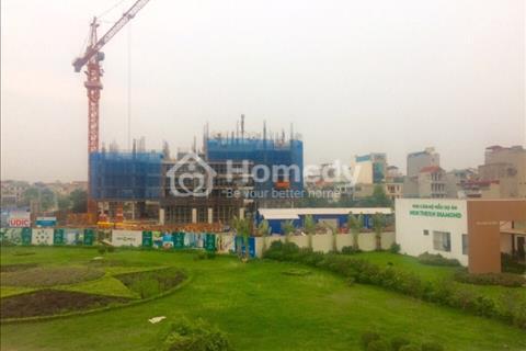 Bán căn hộ loại E diện tích 234 m2 tầng 17, 18 Northern Diamond