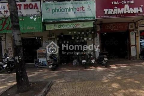 Cho thuê GẤP nhà mặt tiền Lê Thánh Tôn (5,3 x 20), phường Bến Nghé, Quận 1