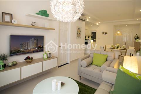 Ngay trung tâm Pico Plaza - Cho thuê căn hộ Cộng Hòa Plaza, 2 ngủ, nội thất đẹp, 16 triệu/tháng