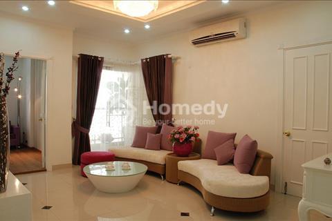 Cho thuê căn hộ chung cư Flemington, quận 11, 116 m2, 3 phòng ngủ, giá 20 triệu/tháng