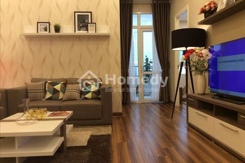 Cho thuê căn hộ B14 Kim Liên, Phạm Ngọc Thạch, 80 m2