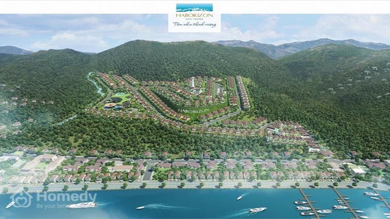 Dự án Biệt thự nghỉ dưỡng Haborizon Nha Trang Khánh Hòa - ảnh giới thiệu