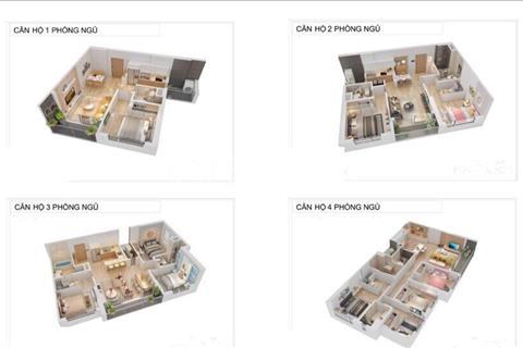 Mở bán căn hộ chung cư The Sapphire Residence