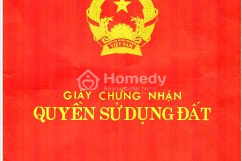 Bán đất phố Duy Tân, Cầu Giấy, sổ đỏ chính chủ xây 7 tầng, ô tô chỉ 112 triệu/m