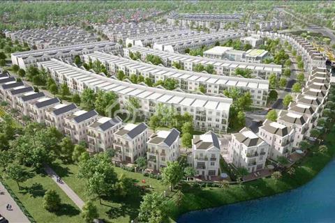 Bán nhà phố 216 m2 tại tiểu khu Phong Lan Vinhomes Riverside The Harmony vị trị đẹp nhất giá tốt