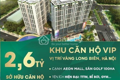 Mở bán 20/8 bốc thăm 40 triệu - quà tặng 60 triệu khi mua Northern Diamond Long Biên, Vay 0%LS