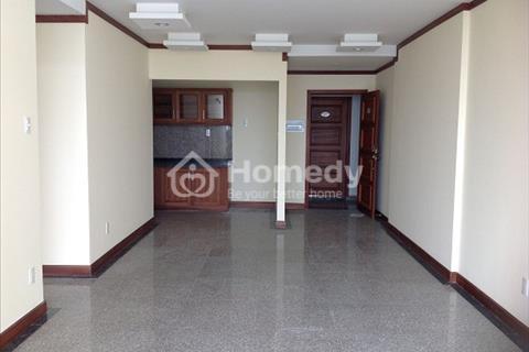 Cần cho thuê căn hộ Hoàng Anh An Tiến, căn hộ 3 phòng ngủ, 121 m2, nhà trống giá 9 triệu/tháng