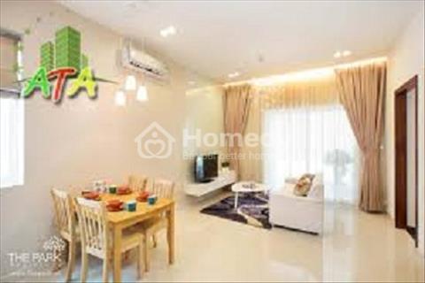 Cho thuê căn hộ The Park Residence, căn hộ 2 phòng ngủ, đầy đủ nội thất, 62 m2, giá 10 triệu/ tháng