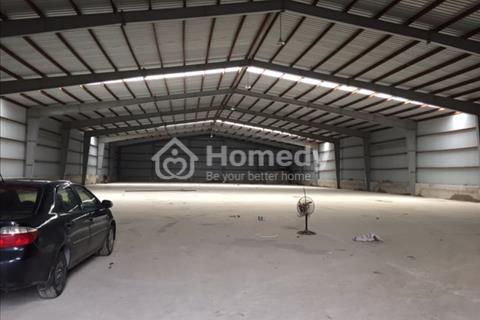 Cho thuê kho xưởng diện tích 1200 m2 khu công nghiệp Gia Lâm Hà Nội công ty Gia An