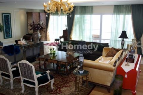 Penthouse cao cấp trung tâm thành phố The Everrich I, giá chỉ 20 tỷ, hồ bơi riêng, vườn treo đẹp
