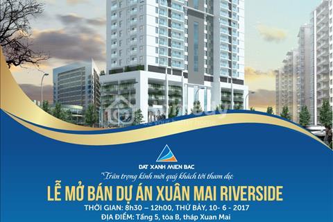 Mua căn hộ Xuân Mai Riverside nhận ngay SH Mode cho 20 khách hàng đặt mua căn hộ đầu tiên