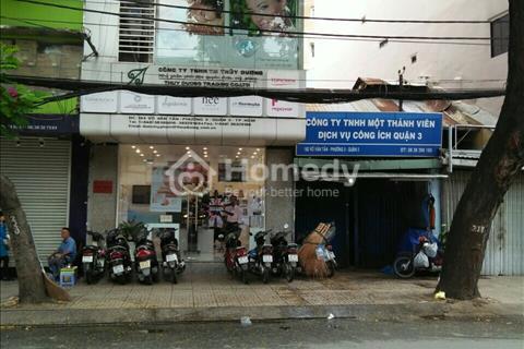 Cho thuê nhà 2 mặt tiền Nguyễn Tri Phương, Phường 09, Quận 10.