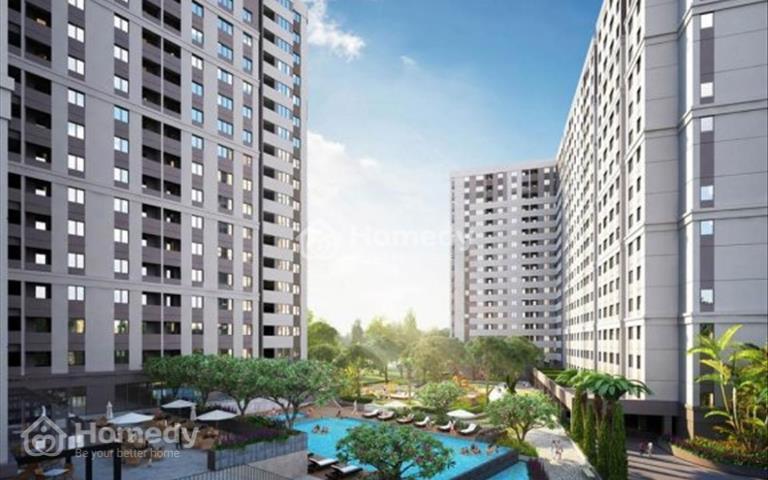 Cho thuê căn hộ cao cấp khu phức hợp 4 sao chuẩn Singapore
