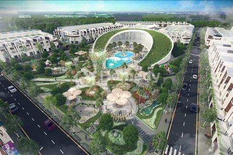 Độc quyền suất ngoại giao nhượng lại block C10 Kđt Gaia City,mặt tiền 34m giá rẻ nhất thị trường.