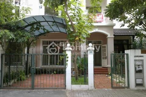 Cho thuê gấp biệt thự Hưng Thái, 126 m2, 4 ngủ, nhà đẹp, 30 triệu/ tháng