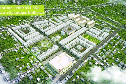 Dự án Cityland Park Hills Gò Vấp - Vị trí đắc địa trung tâm quận Gò Vấp