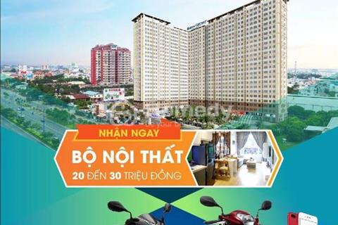 Sở hữu căn hộ mặt tiền Xa Lộ Hà Nội, thanh toán trước 256 triệu