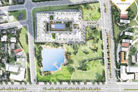 Căn hộ cảnh quan bên cạnh hồ tự nhiên Quận 12, chỉ 989 triệu/căn 2 phòng ngủ