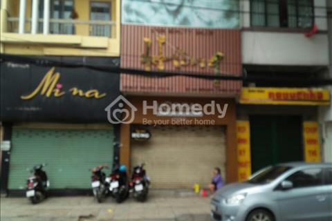 Cho thuê nhà mặt tiền Phạm Ngọc Thạch, phường 6, quận 3 nhà đẹp!