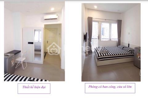 Cho thuê căn hộ dịch vụ mới đường Võ Văn Tần, quận 3