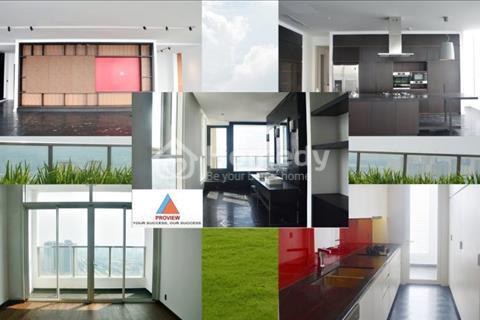 Penthouse Thảo Điền Pearl cho thuê 500 m2 4 phòng ngủ view sông đầy đủ nội thất