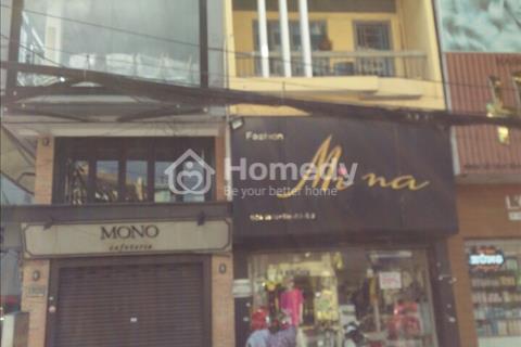 Cho thuê mặt bằng đường Lê Thị Riêng  phường Bến Thành, quận 1.