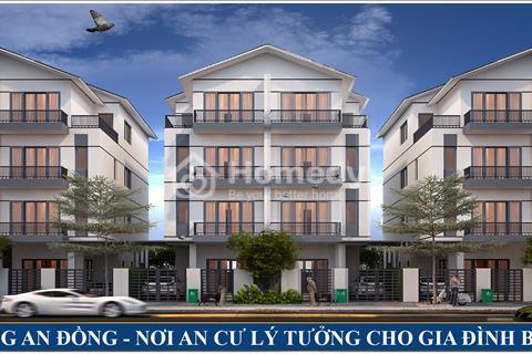 Bán biệt thự song lập tại khu đô thị PG An Đồng