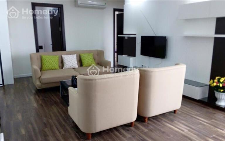 Cho thuê căn hộ 123 m2 chung cư Goldmark City Hà Nội