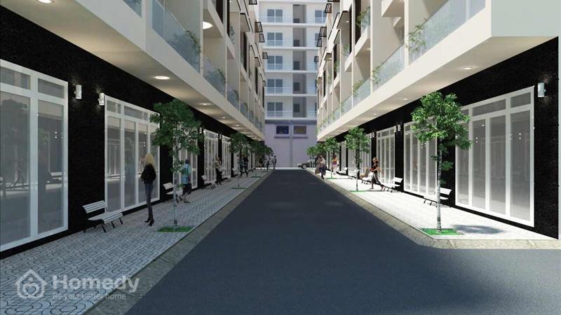 Dự án Nhà phố The Point TP Hồ Chí Minh - ảnh giới thiệu