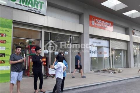 Cho thuê lô shop tầng trệt Galaxy 9, mặt tiền Nguyễn Khoái, Quận 4