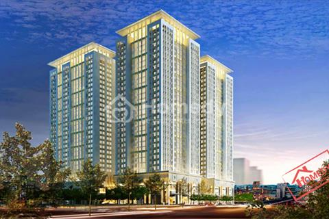 Bán căn hộ chung cư HH1B Linh Đàm, 67 m2, sổ đỏ chính chủ, 2 phòng ngủ, 2 WC, giá 1,22 tỷ