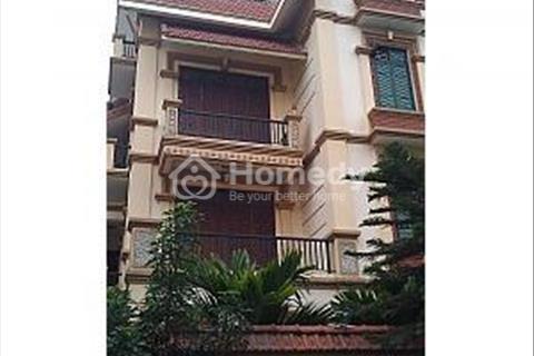 Cho thuê biệt thự bắc Linh Đàm, diện tích 125 m2* 3,5 tầng, giá 35 triệu / tháng.