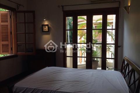 Cho thuê biệt thự tại Thông Phong, 76 m2 / sàn, 4 tầng, 5 phòng ngủ, đủ đồ, 2500 USD/tháng
