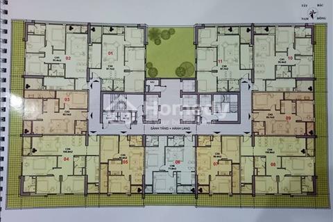 Bán chung cư A10 Nam Trung Yên giá 26 triệu/m2 full nội thất chọn căn, chọn tầng