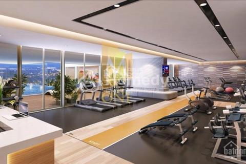 Cho thuê căn hộ M-One Nam Sài Gòn 2 phòng ngủ 2 WC, view hồ bơi thoáng đẹp, giá tốt nhất khu vực