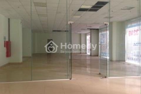 Bán mặt bằng thương mại tầng 1 tòa nhà Chung cư Central Field 219 Trung Kính, Cầu Giấy, Hà Nội