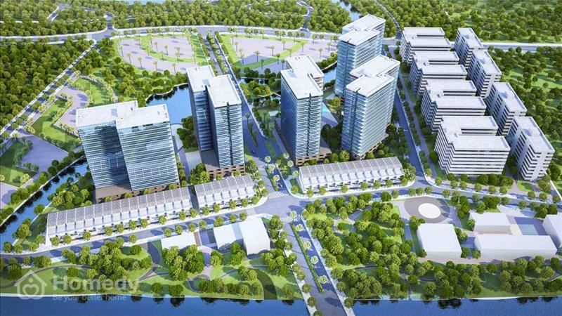 Dự án Khu đô thị Mizuki Park TP Hồ Chí Minh - ảnh giới thiệu