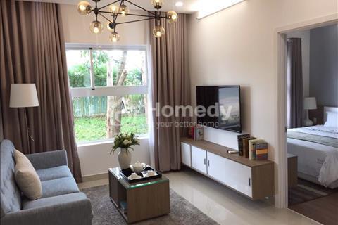 Cần bán căn hộ chung cư cao cấp 2 phòng ngủ ngay trung tâm hành chính Quận 12, giá 950 triệu