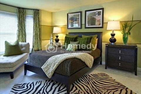 Bán căn 3 phòng ngủ, chung cư Cầu Giấy diện tích 90 m2, full đồ, view đẹp, giá rẻ
