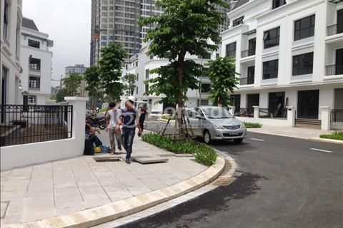 Cho thuê biệt thự Gardenia Vinhomes, đường Hàm Nghi, Mỹ Đình, Nam Từ Liêm