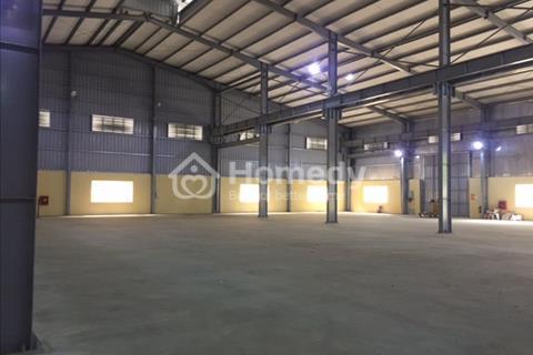 Cho thuê kho xưởng. Diện tích 1.350 m2 tại Di Trạch, Hoài Đức, Hà Nội