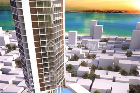 Căn hộ 76,5 m2. Đẳng cấp 4 sao. View trọn bờ biển Nha Trang giá chỉ 2,18 tỷ. MBBank hỗ trợ 70%