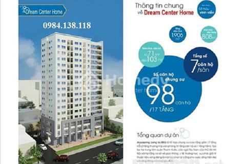 Căn hộ 2 ngủ, 71 m2, chỉ 1,9 tỷ/ căn, cách Big C Thăng Long 0,5 km, 282 Nguyễn Huy Tưởng