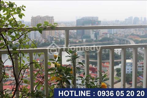 Cần bán căn hộ chung cư 165 Thái Hà, giá 36,5 triệu/ m2